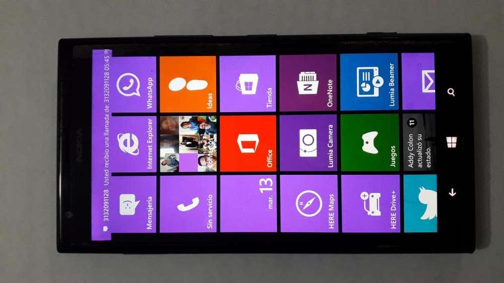 Celular Nokia Lumia 1520. Cargador y Caja