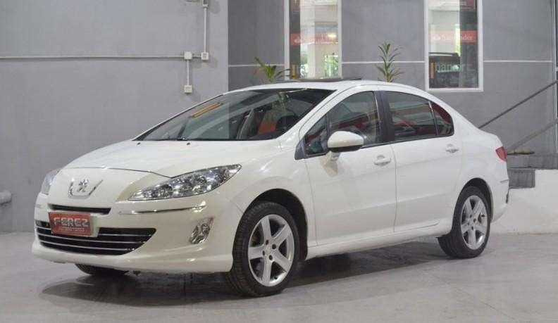 Peugeot 408 2013 - 136000 km