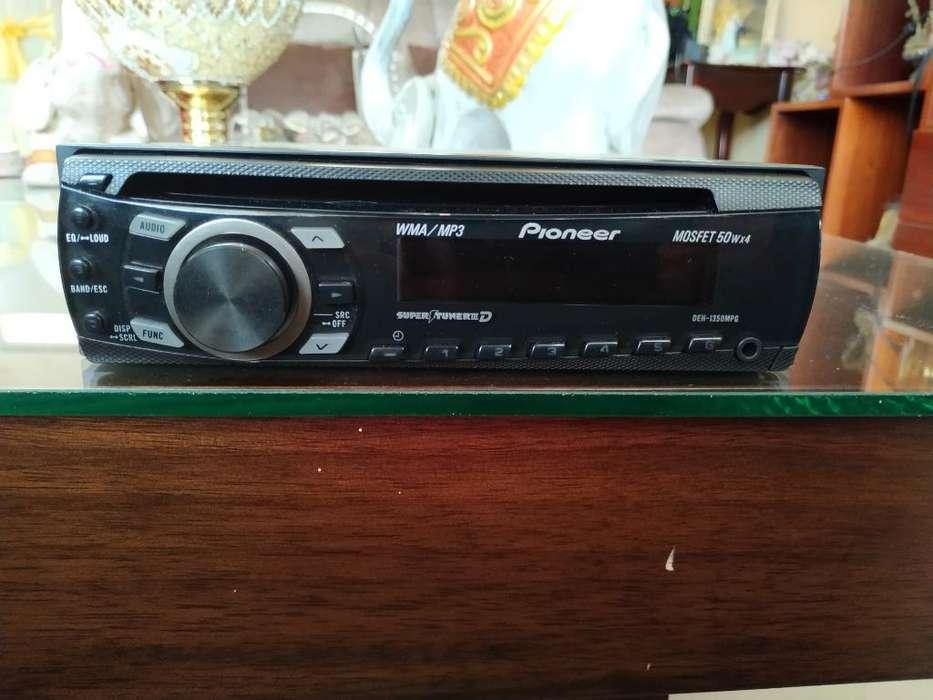 Radio Pioneer Como Nuevo