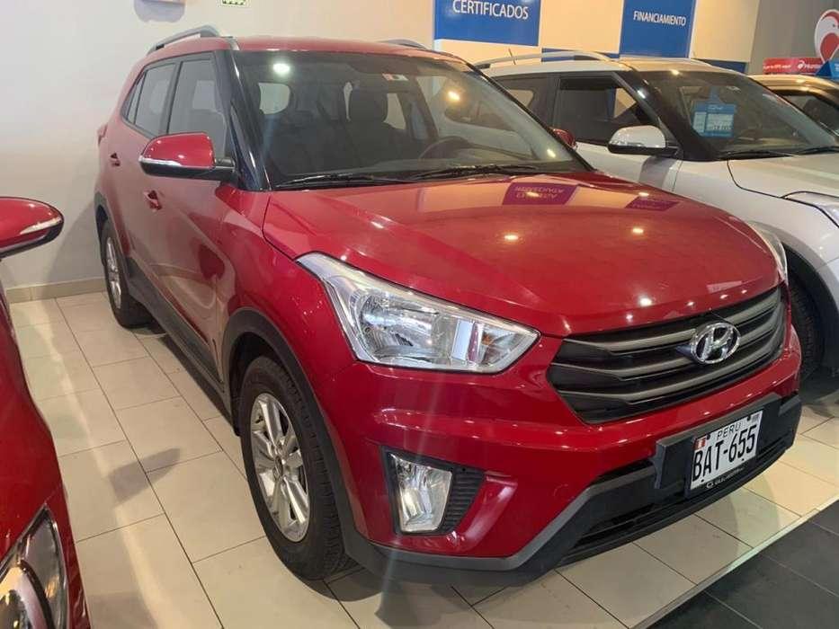 Hyundai Creta 2017 - 14000 km