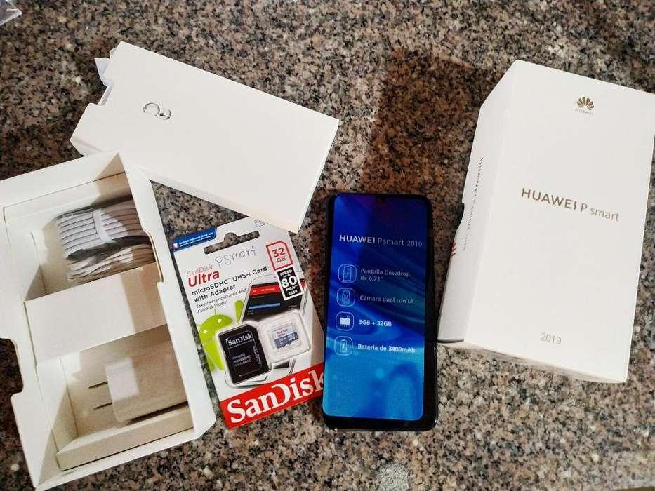 Huawei P Smart 2019 con Obsequio