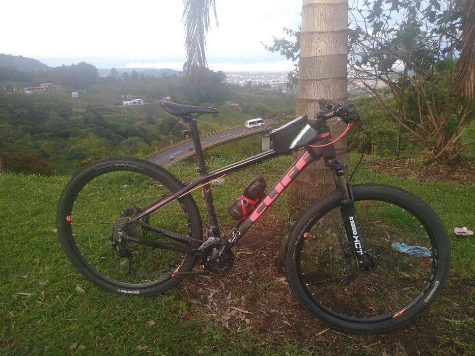 Bicicleta Cliff Muddy 4