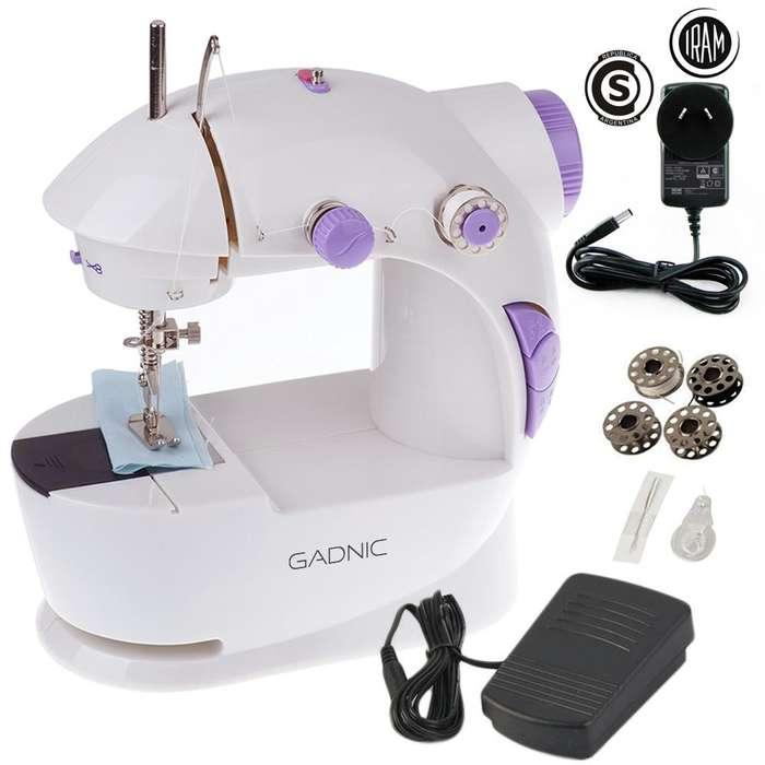Maquina de Coser Portátil Mini Sewing