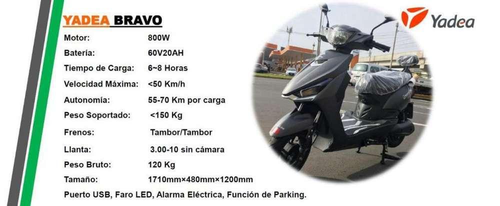 Moto electrica No necesita combustible