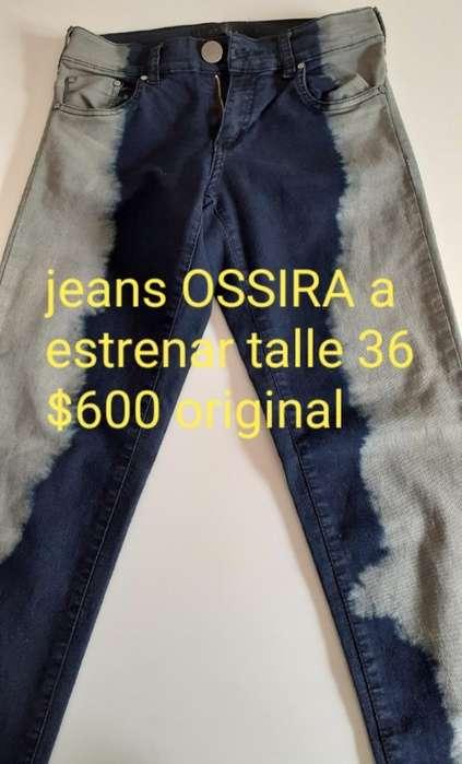 <strong>jeans</strong> Ossira T 36 a Estrenar 600