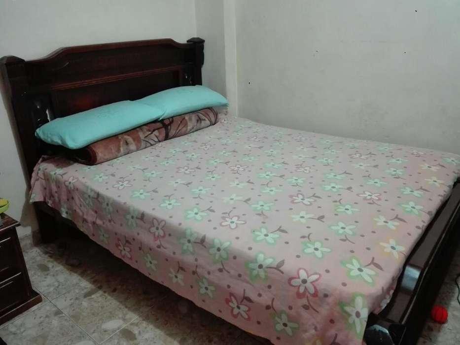 Vendo <strong>cama</strong> Doble Económica