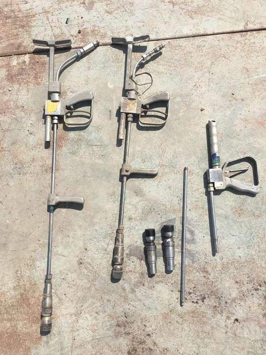Pistola Hidrolavado Alta Presion 20kpsi Gardner Denver TUF