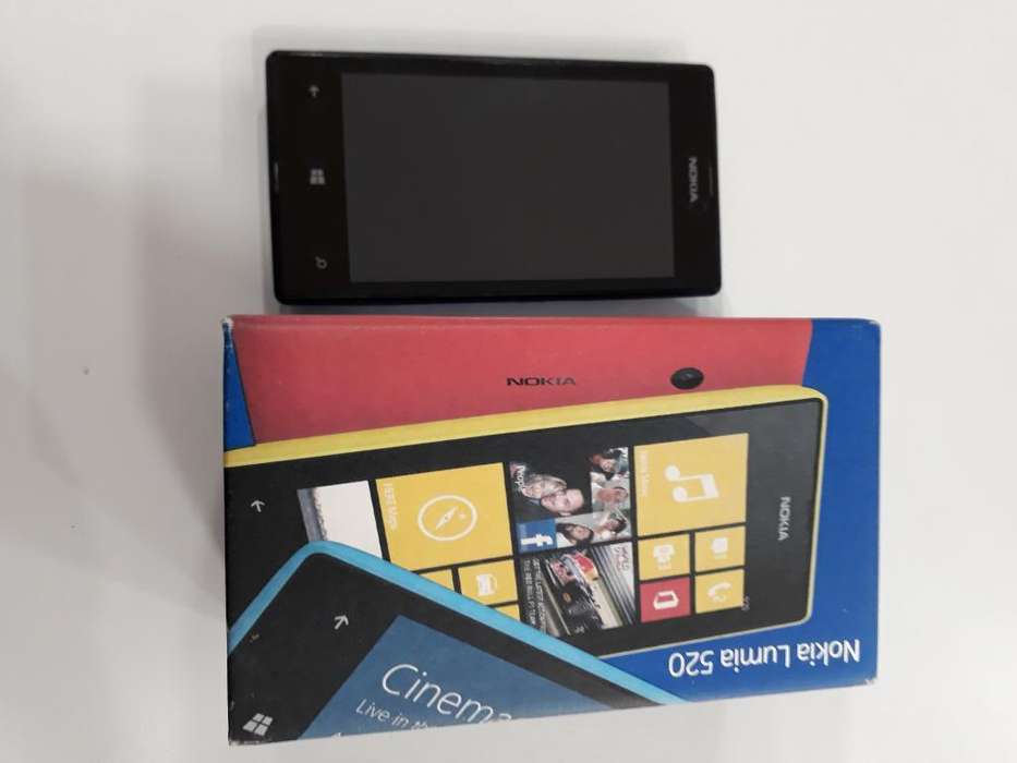 Nokia 520 Empresa Claro