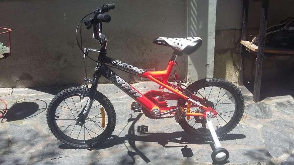 Vendo Bici Rod 14