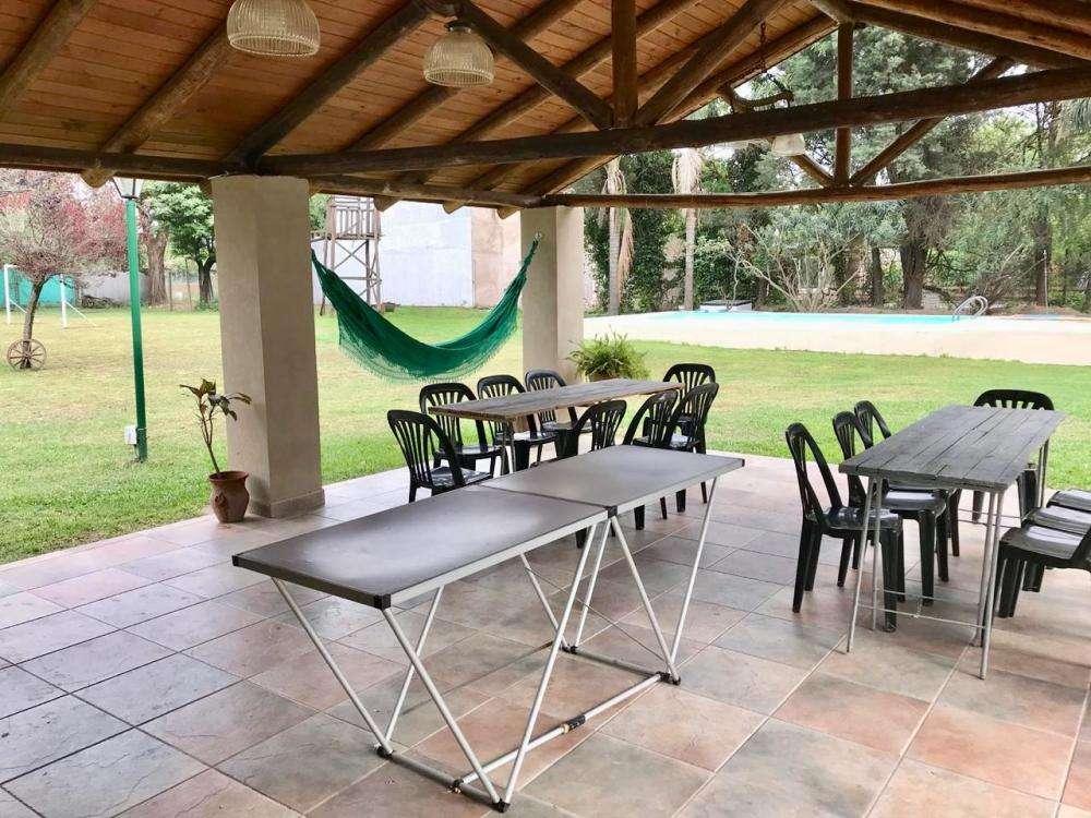 qu92 - Casa para 5 a 20 personas con pileta y cochera en Ciudad De Córdoba