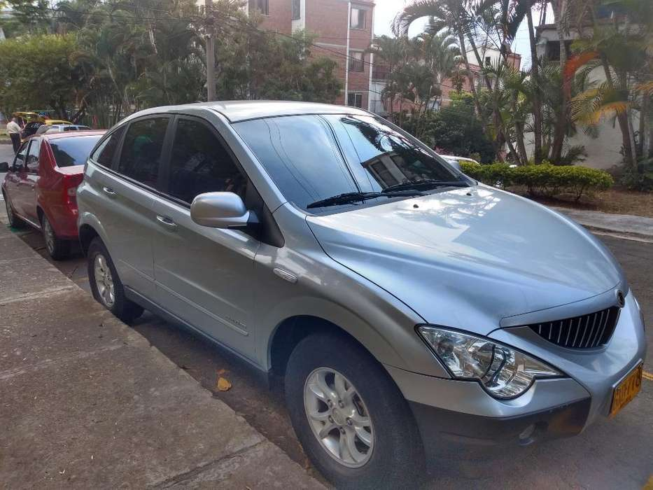 Ssangyong Actyon 2008 - 105500 km