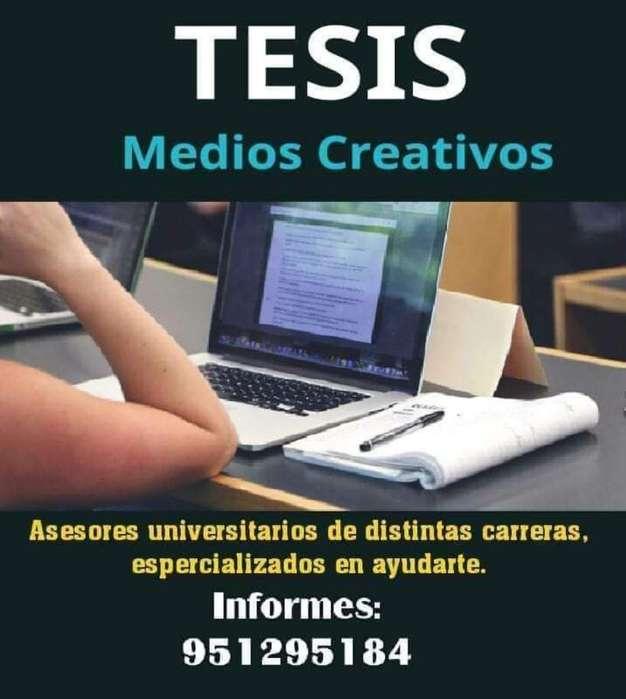Asesoria Academica Tesis , Monografias