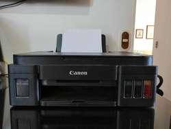 Multifuncional Canon Pixma G3110: Impresora y Scanner, de segunda en buen estado.