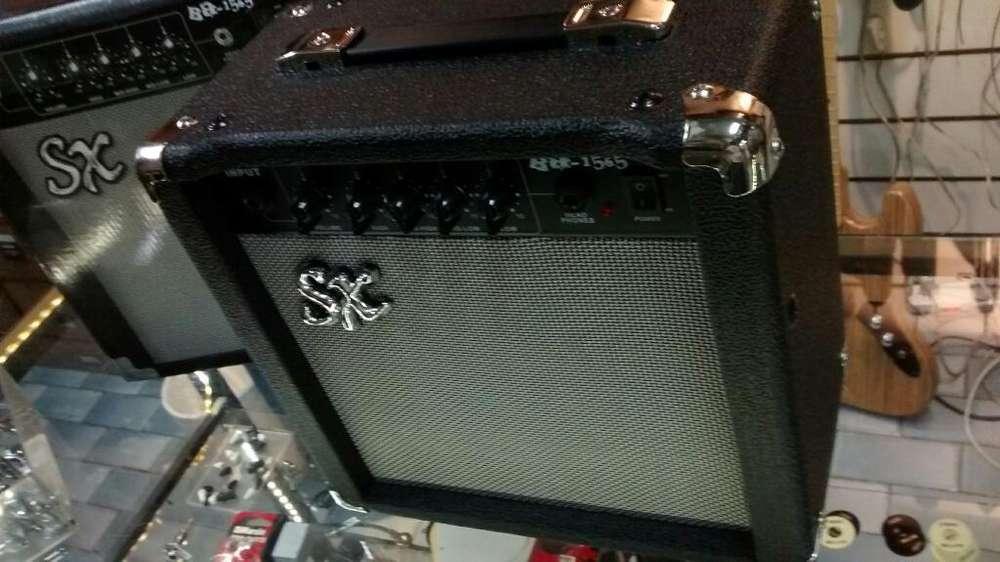 Amplificador bajo Sx 15 Watts Ba1565