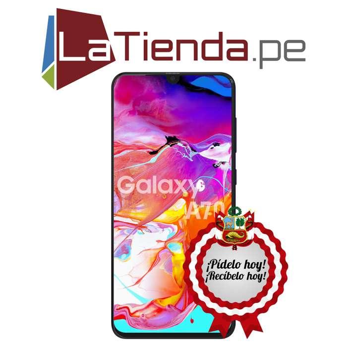 Samsung Galaxy A70 - Triple cámara principal