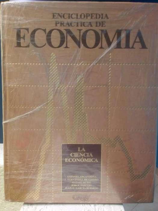 Enciclopedia de Economía, taller para padres e Inventos.