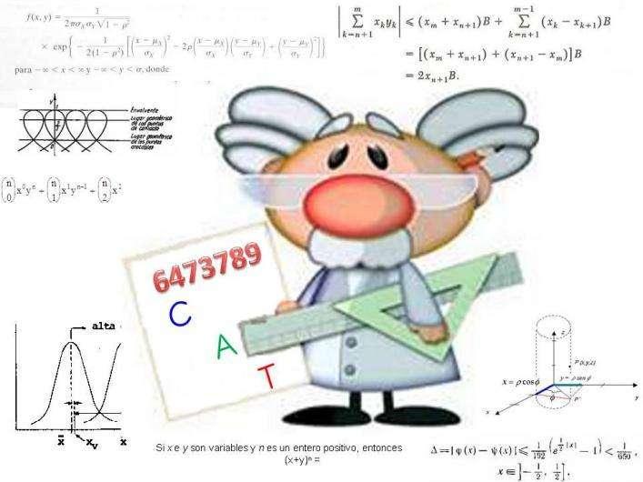 Clases particulares de matemática, física y química para secundario