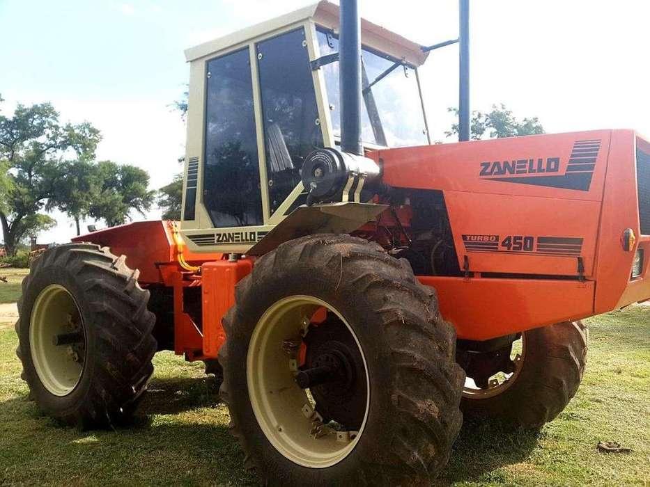 Alquilo tractor Zanello Articulado