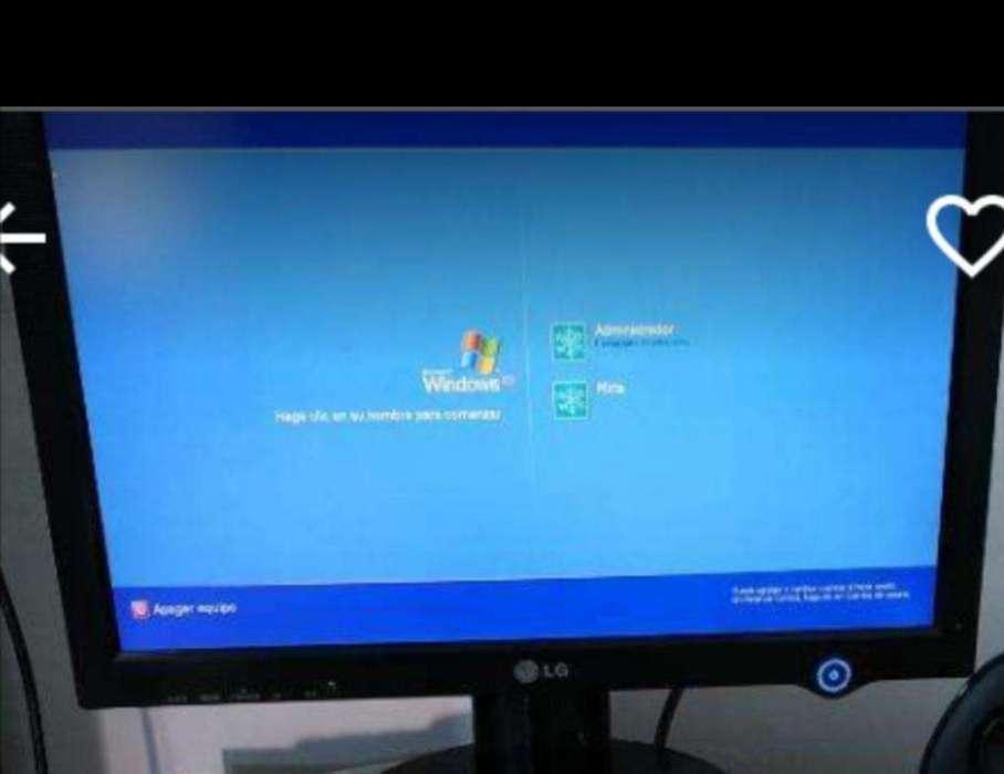 Vendo Compu Completa Windows Xp 7 ..