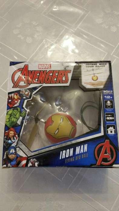Pelota Voladora Avengers Marvel Pisco