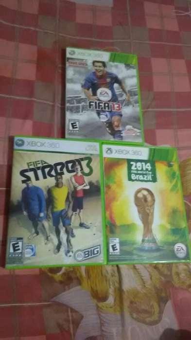 Brasil Fifa Y Street 3 de Xbox 360