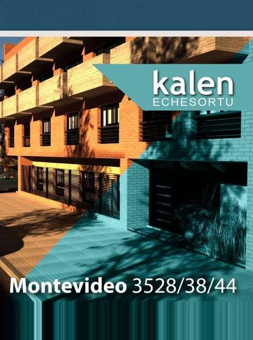 Montevideo y Cafferata - Monoambientes ideal inversión