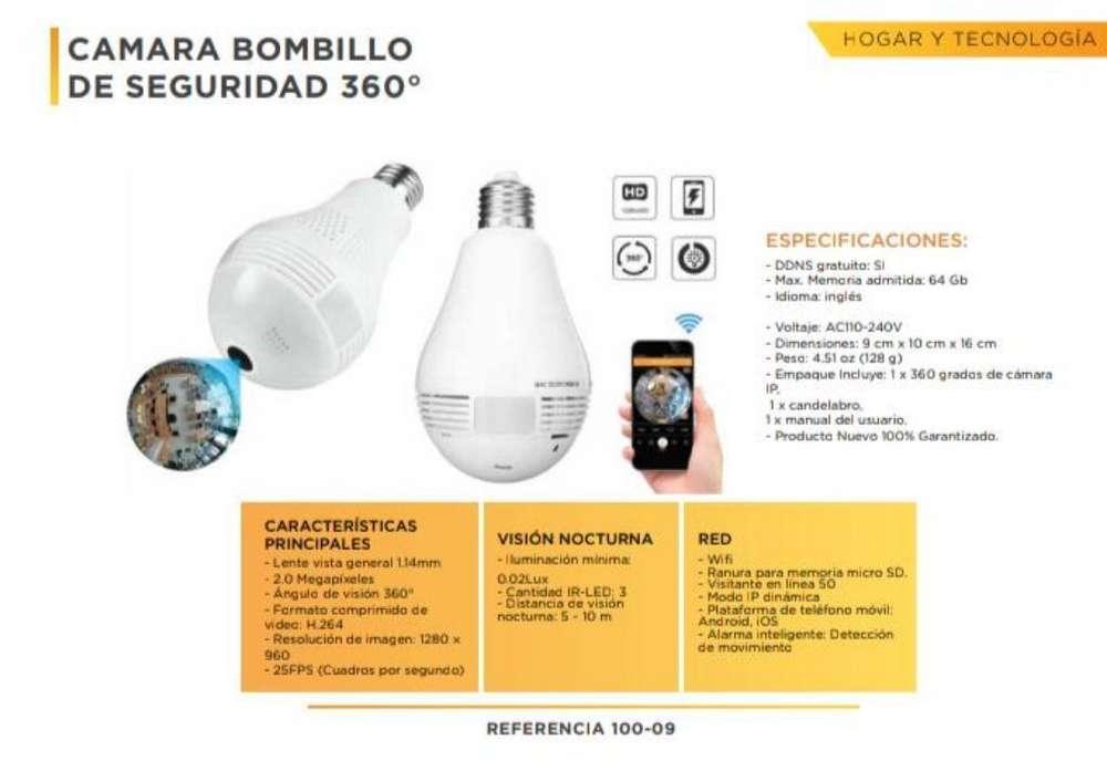 Bombillo Camara