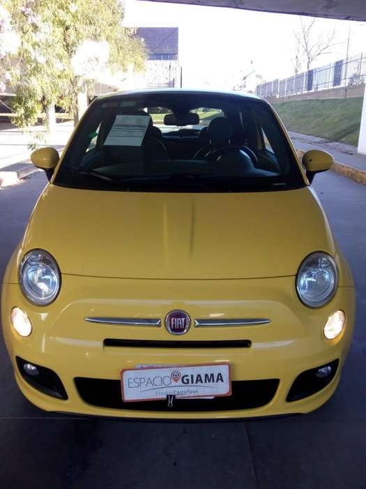 Fiat 500 2013 - 76000 km