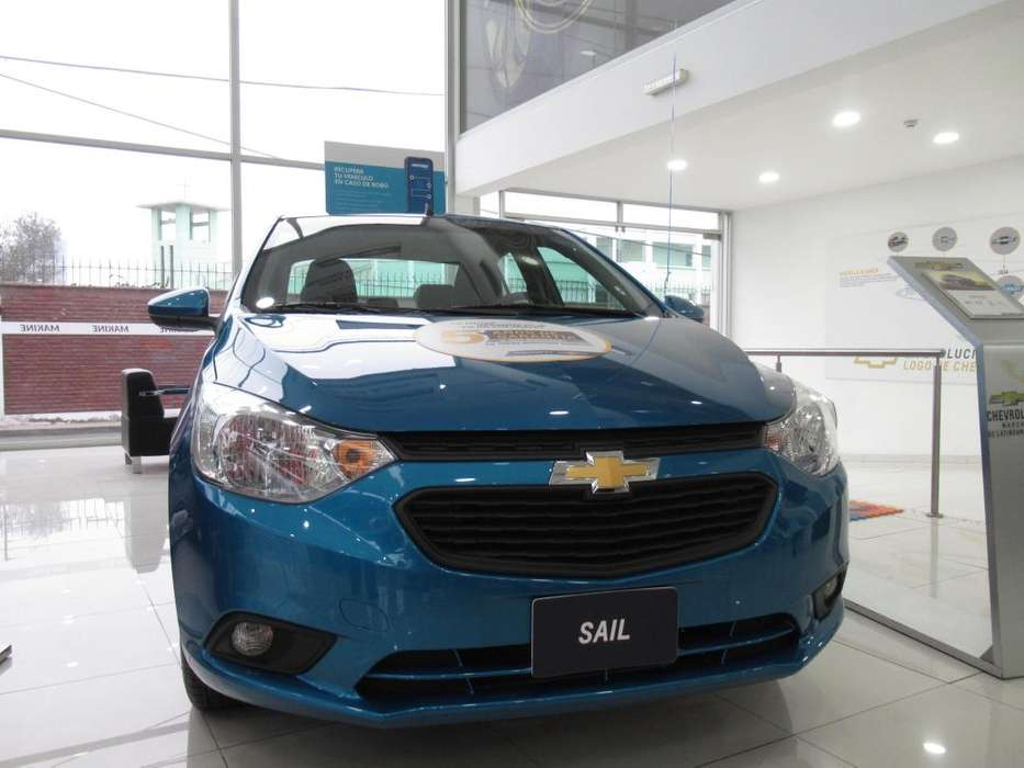 Chevrolet Sail 2019 - 0 km