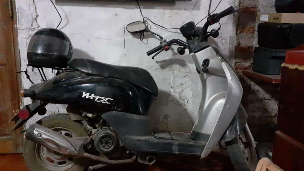 Vendo Motonel Wasp <strong>scooter</strong>2010