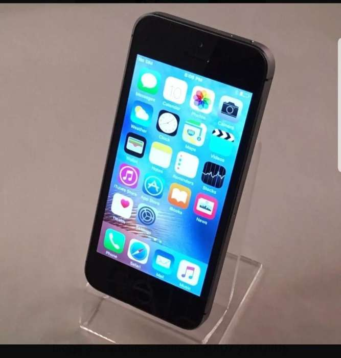 iPhone 5s de 16 Gb Libre 10 Ptos..