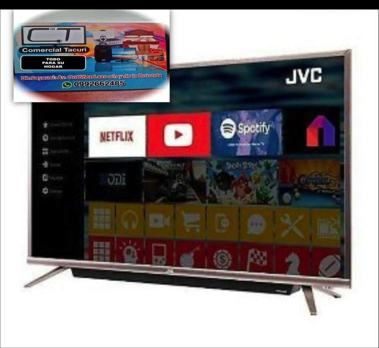 Tv Smart Jvc