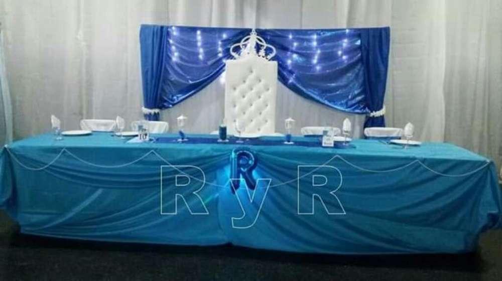 R Y R Eventos, Organización de Eventos
