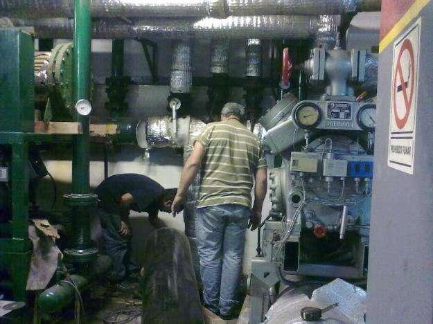 Servicio Tecnico de instalacion de aires acondicionado split, comerciales y centrales, cal