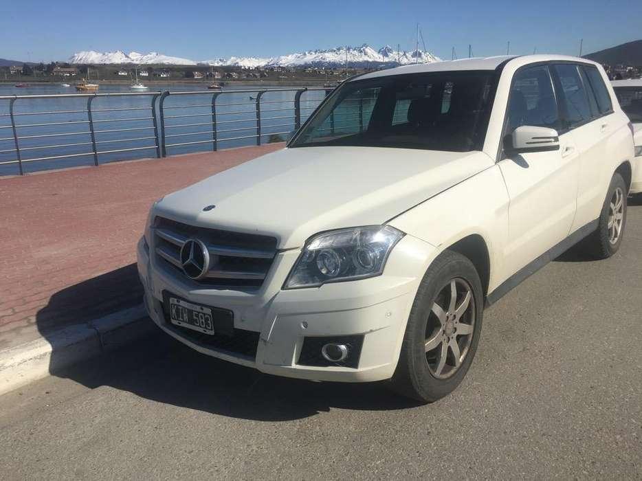 Mercedes-Benz Clase GLK 2011 - 105000 km