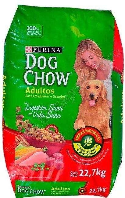 Dog Chow Adultos 22,7 Kg