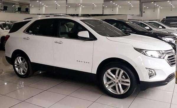 Chevrolet Equinox 2020 - 0 km