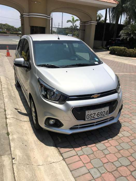 Chevrolet Spark GT 2019 - 10000 km