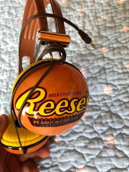 Audifonos Reeses