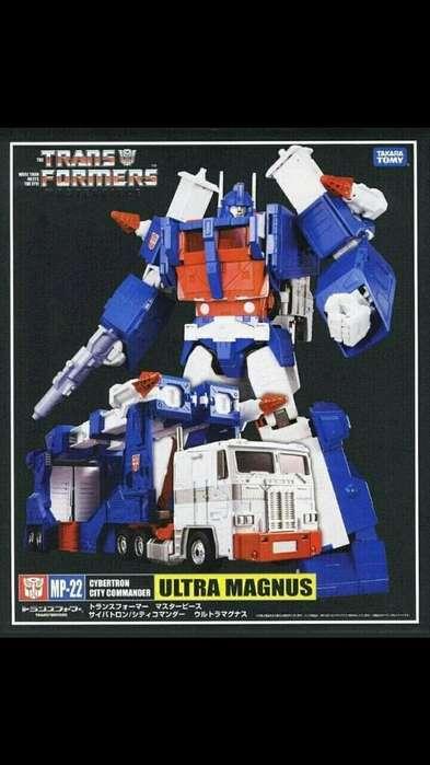 Transformers Mp 22 Ultramagnus