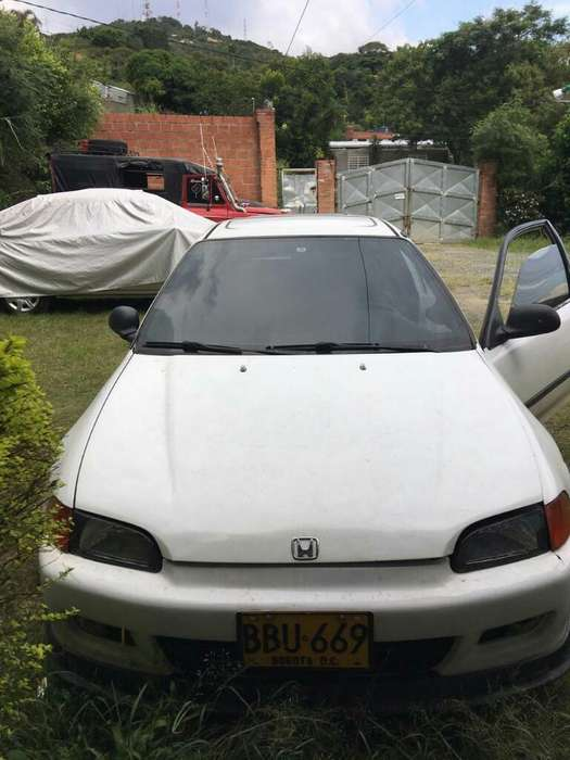 Honda Civic 1992 - 286353 km