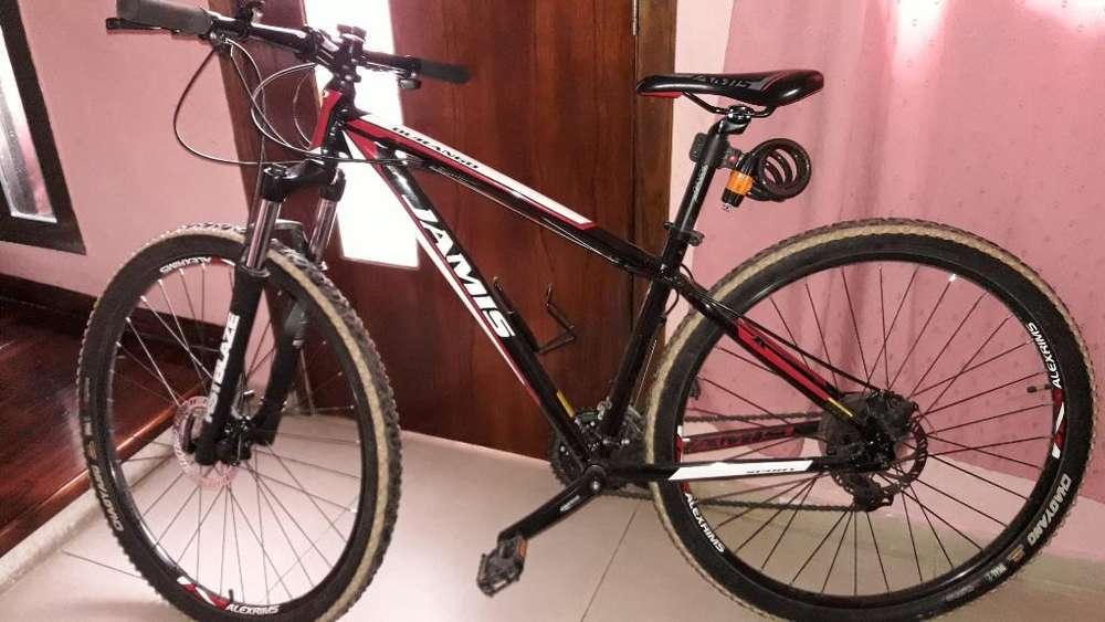 Bicicleta Jazmis Rod 29. 24 Vel.