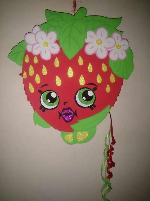 Piñata Personalizada Shopkins!!!