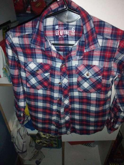 Camisa de Nene de Invierno