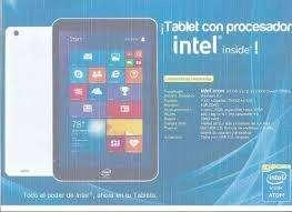 Tablet Intel Inside Con Windows 8.1,de 8 Pulgadas ,estuche envios gratis