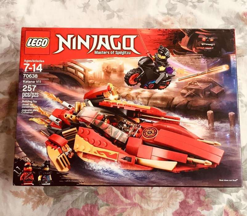 Lego Ninjago Original 139 Soles