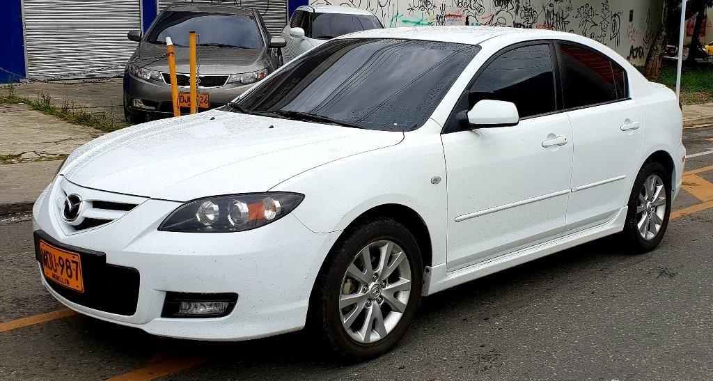 Mazda 3 Sedan Mod 2010 Automatico Cuero