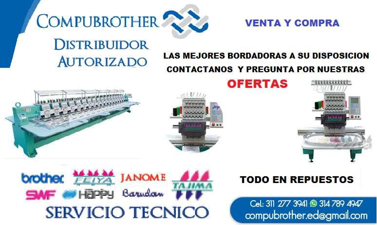 BORDADORA SERVICIO TECNICO ESPECIALIZADO