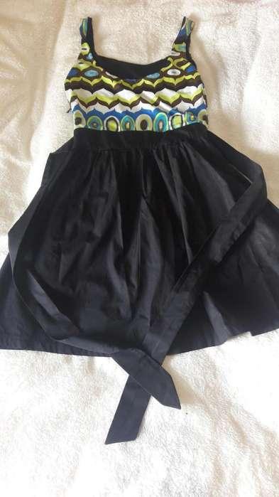 Vendo vestido nuevo talle 2