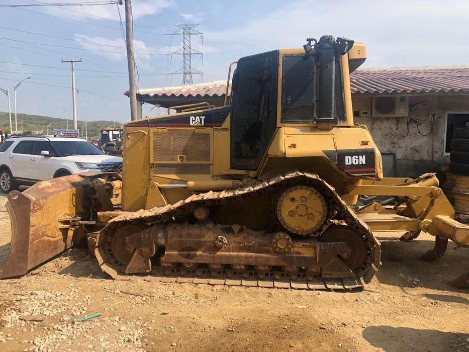 Bulldozer D6N Xl
